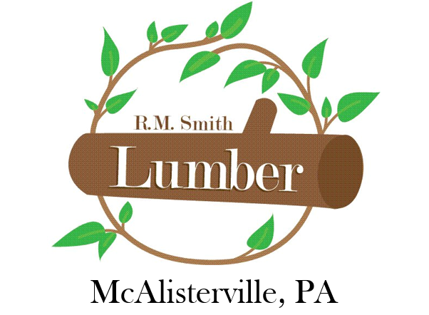 R M Smith Lumber McAlisterville PA